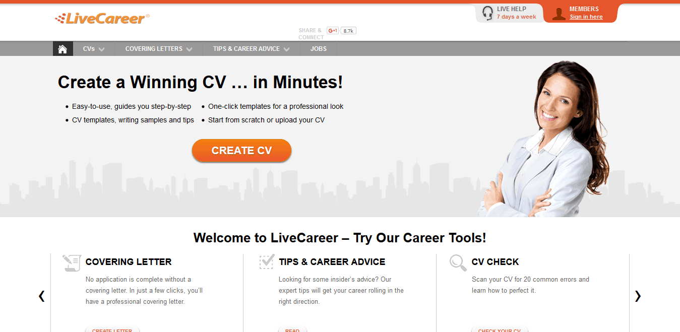 Free Online Resume builders: Best for freshers today.